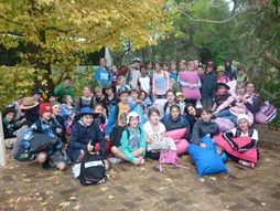 Years 5, 6 and 7 Camp